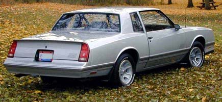 Featured 87 Notchback: Steve Kesler's 87 SS